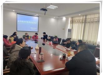 市福利院举行成年孤儿迎新春座谈会